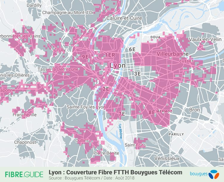 Lyon - FIBRE.guide