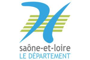 Saône-et-Loire logo