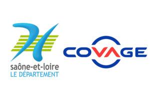 Saône-et-Loire - Covage