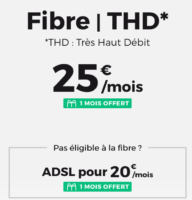 offre fibre red by sfr